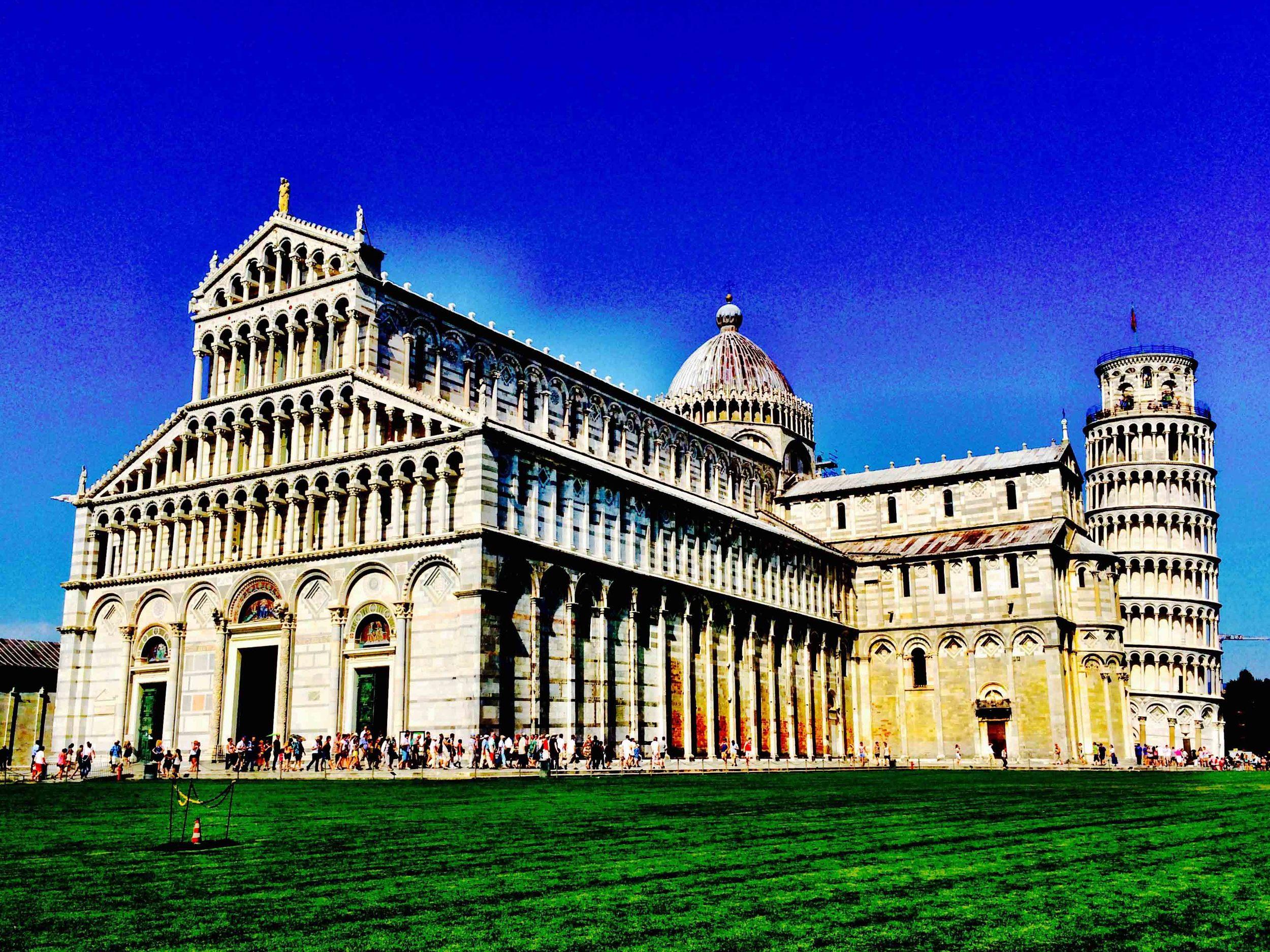 Pisa, July 2015