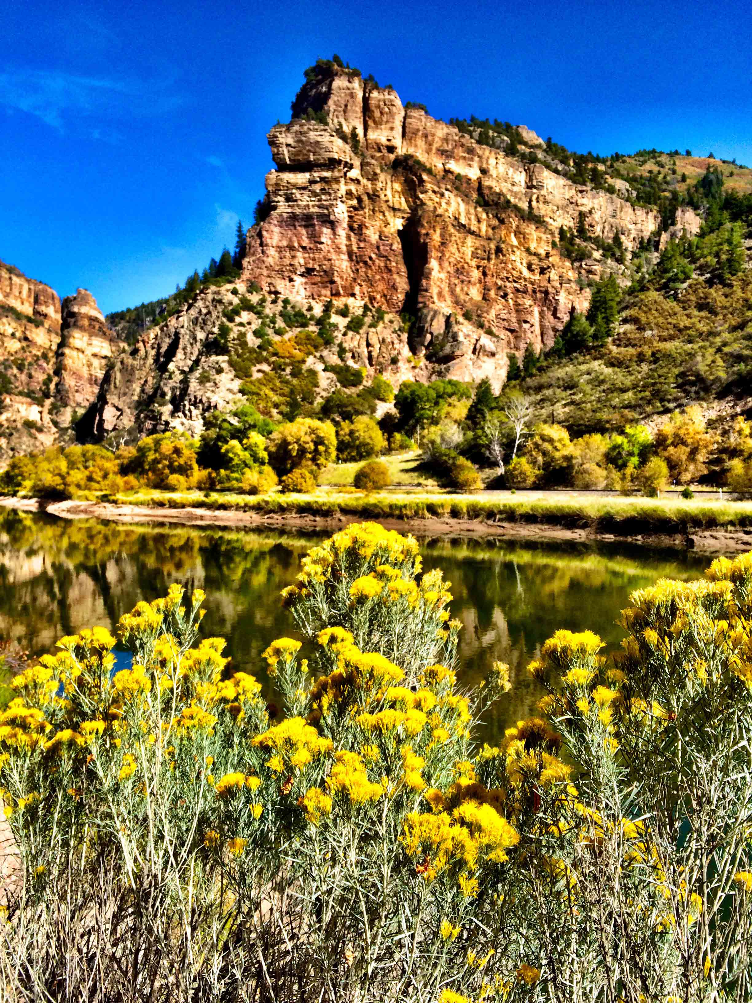 Hanging Lake, Colorado, September 2015