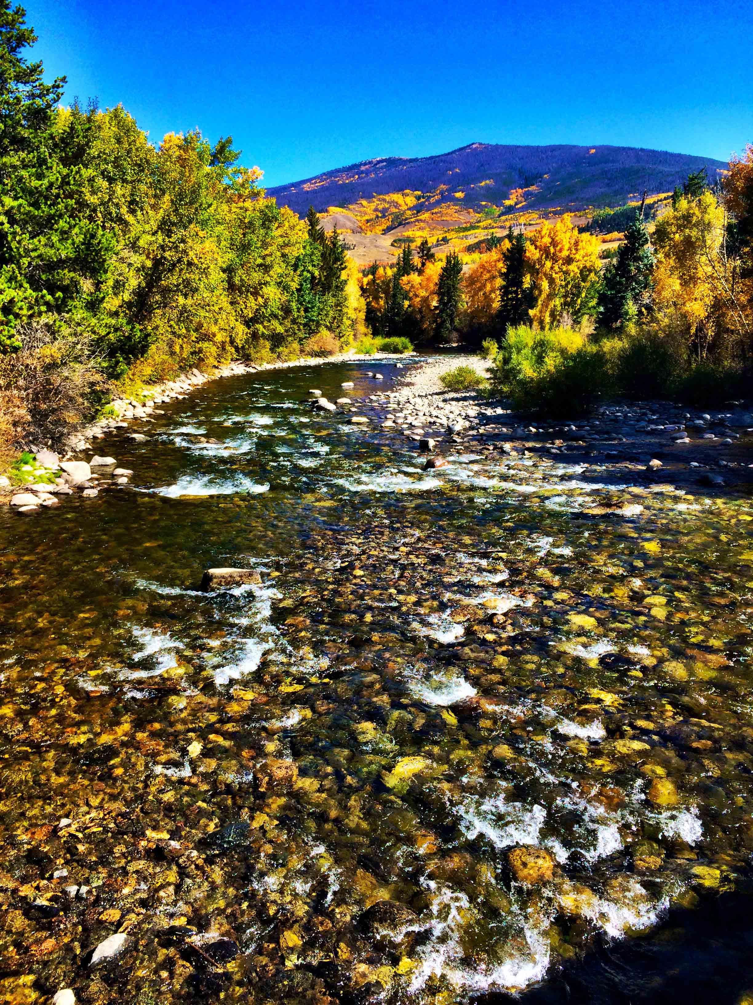 Silverthorne, Colorado, September 2015