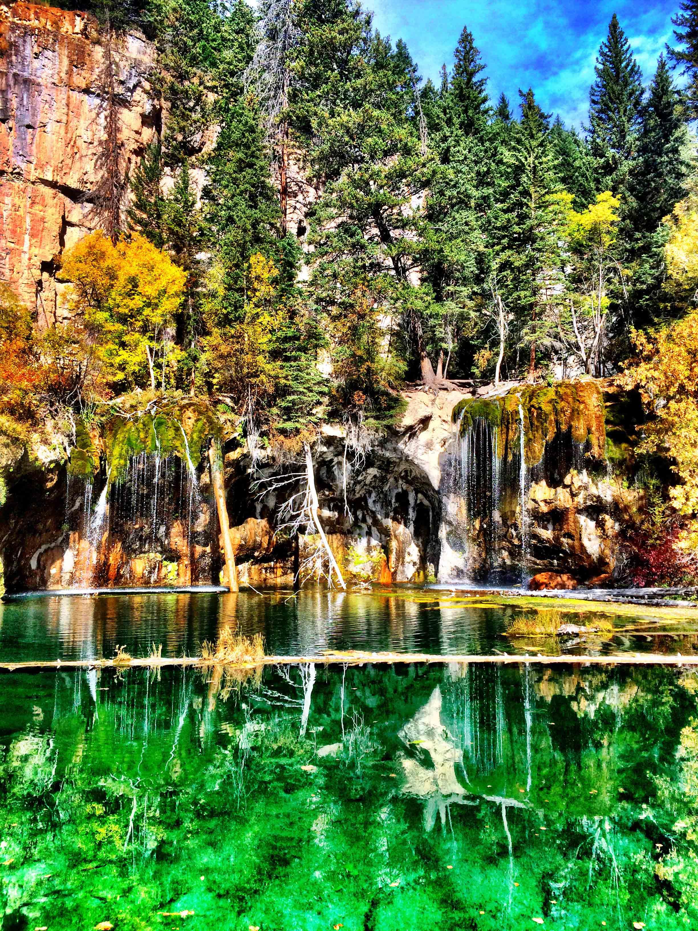 Hidden Lake, Colorado, September 2015