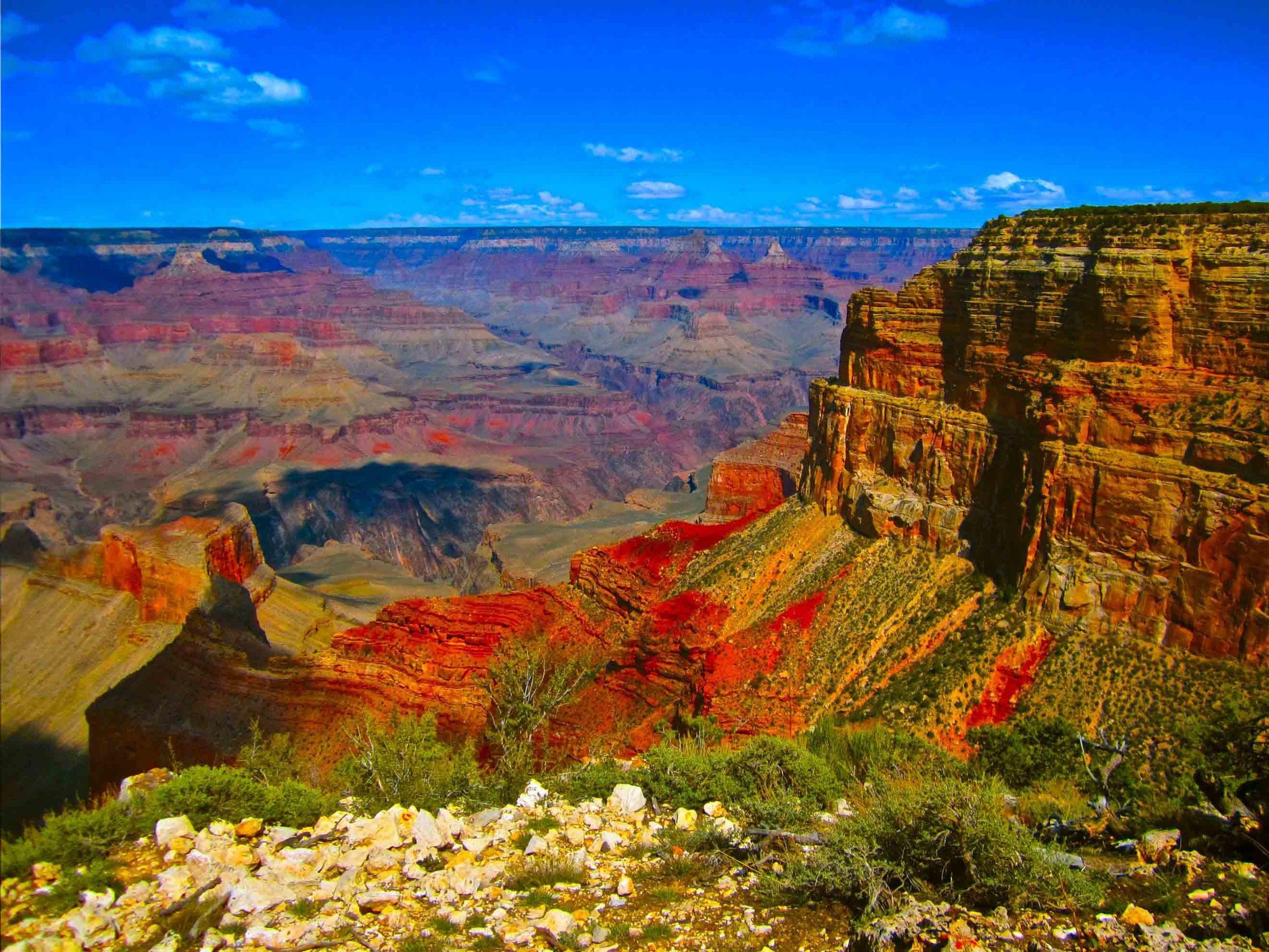 Grand Canyon, Arizona, April 2012