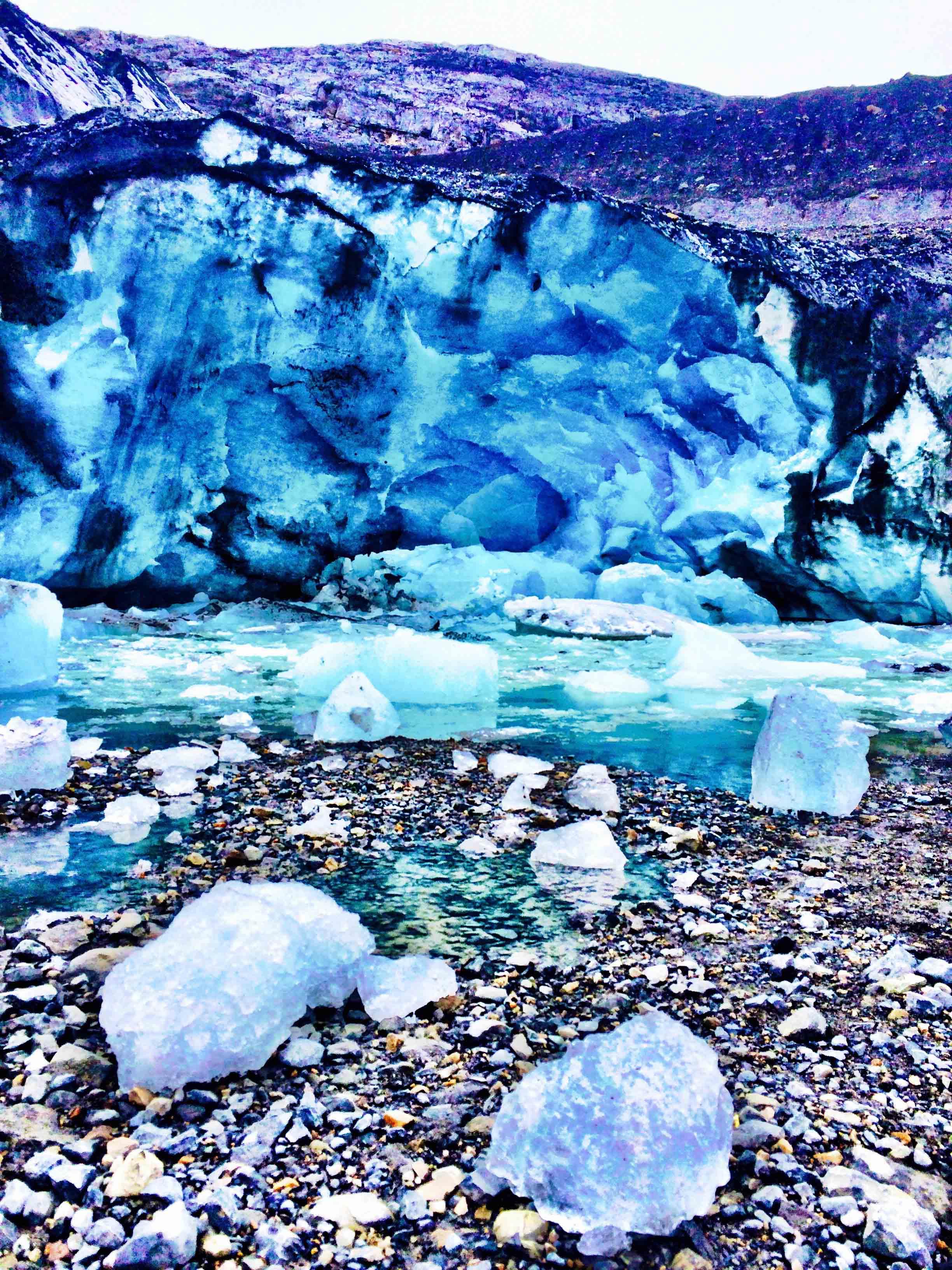 Columbia Icefield, Jasper National Park, Canada, September 2015
