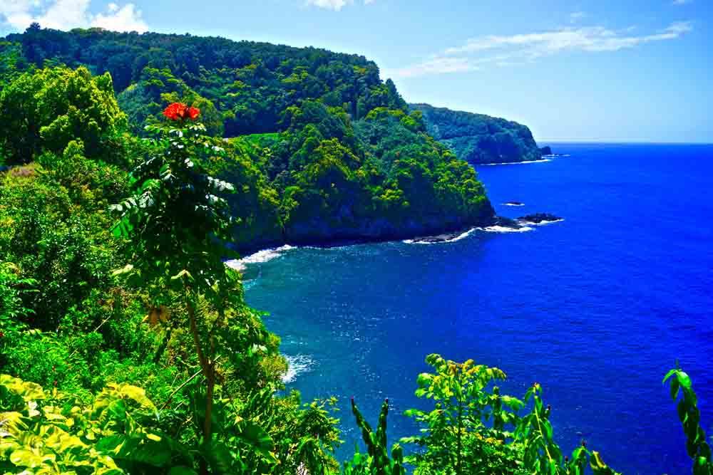 Road to Hana, Maui, July 2012