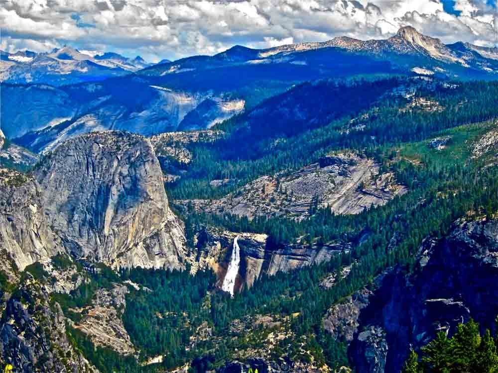 Yosemite National Park, California, July 2011