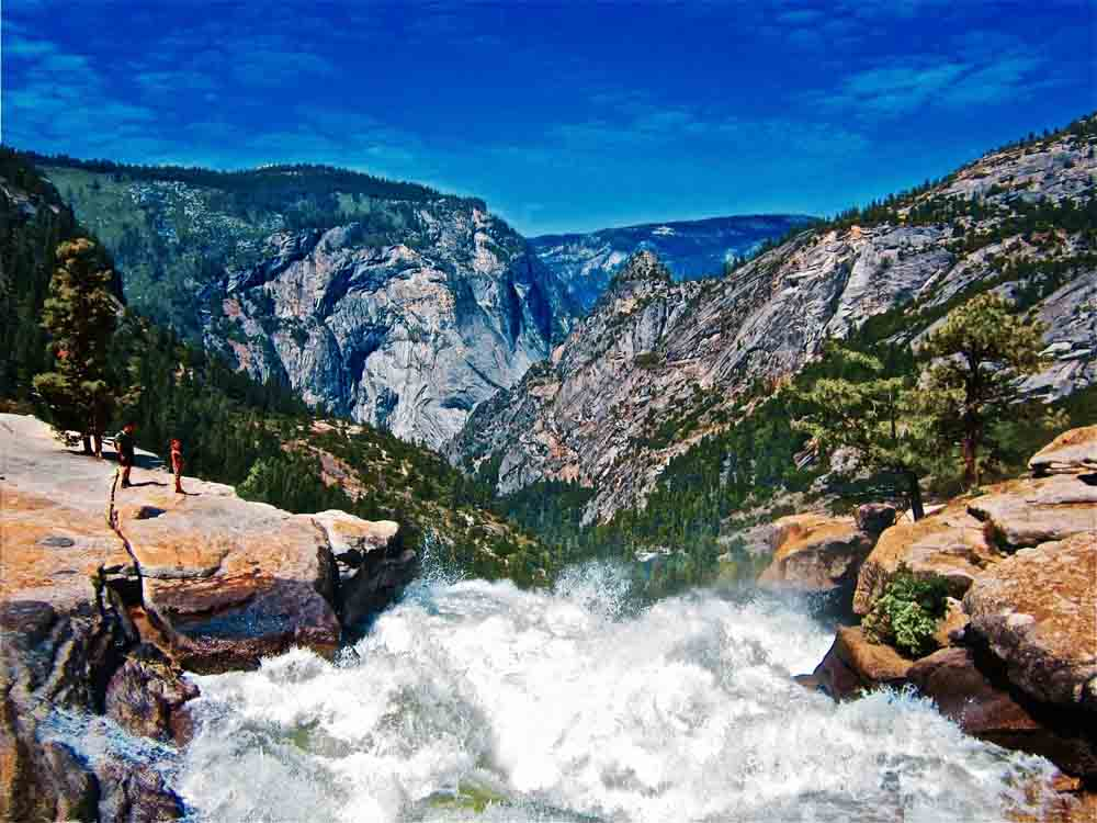 Yosemite National Park, California, August 2011