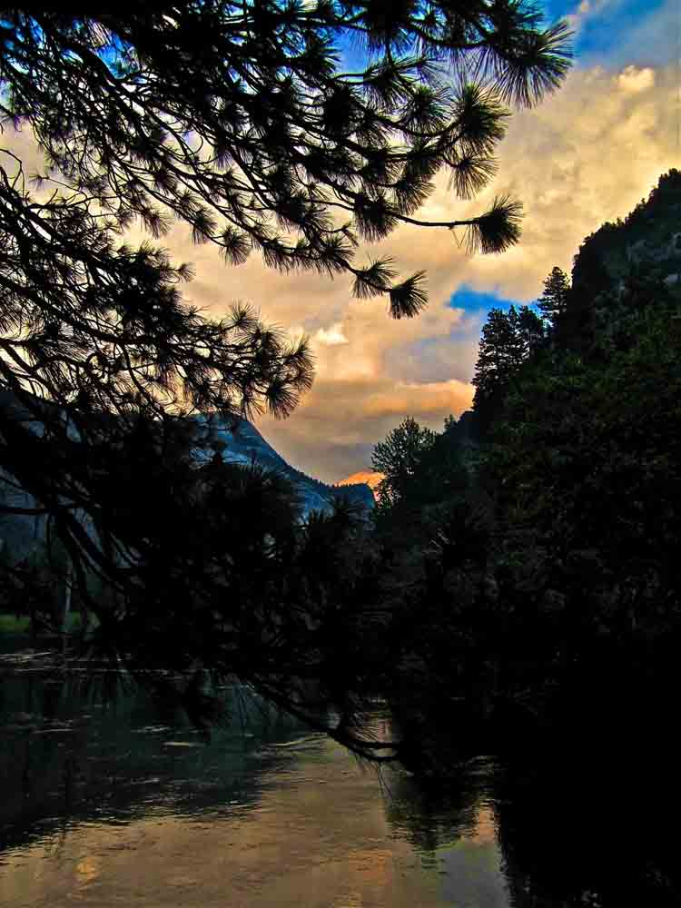 Yosemite National Park, California, August 2009