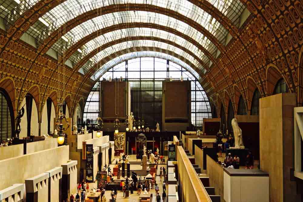 Musee D'Orsay, Paris, June 2015