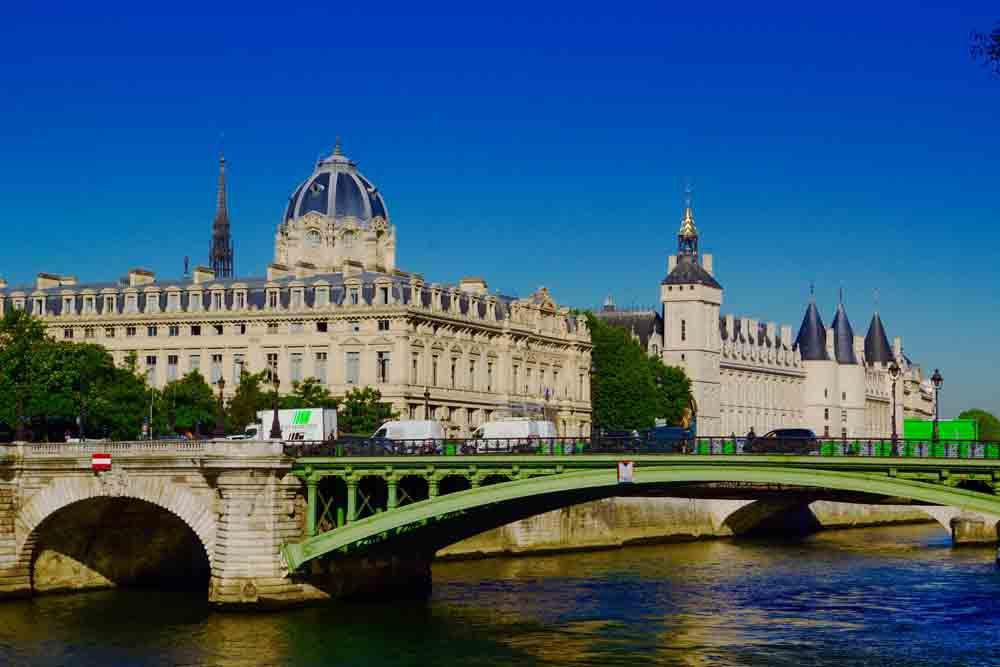 Conciergerie, Paris, June 2015