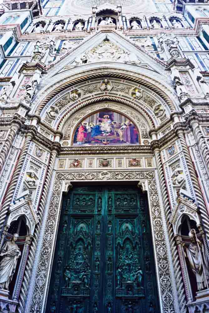 Duomo, Florence, Italy, July 2015
