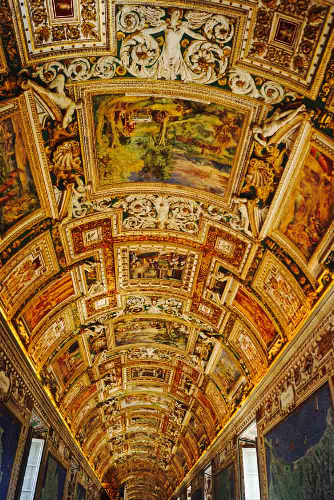 The Vatican, July 2015