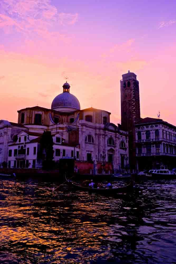Venice, Italy, July 2015