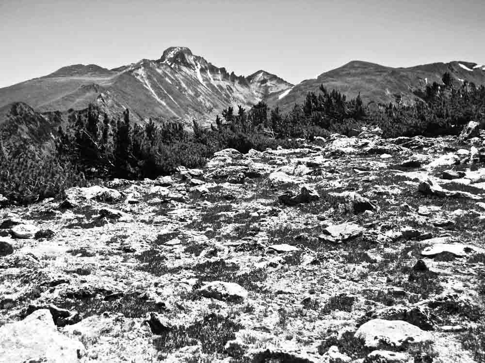 Rocky Mountain National Park, Colorado, August 2012