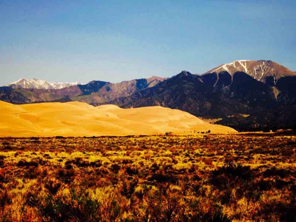 Great Sand Dunes, Colorado, June 2011