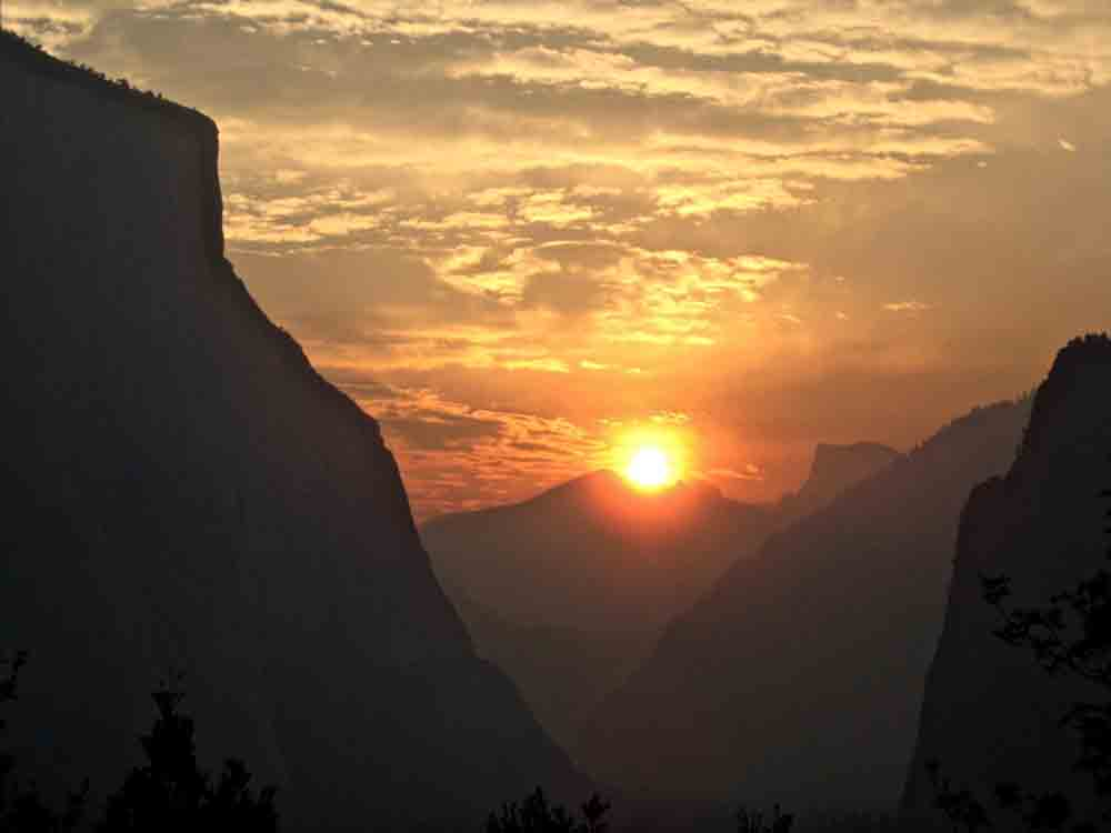Yosemite National Park, July 2008