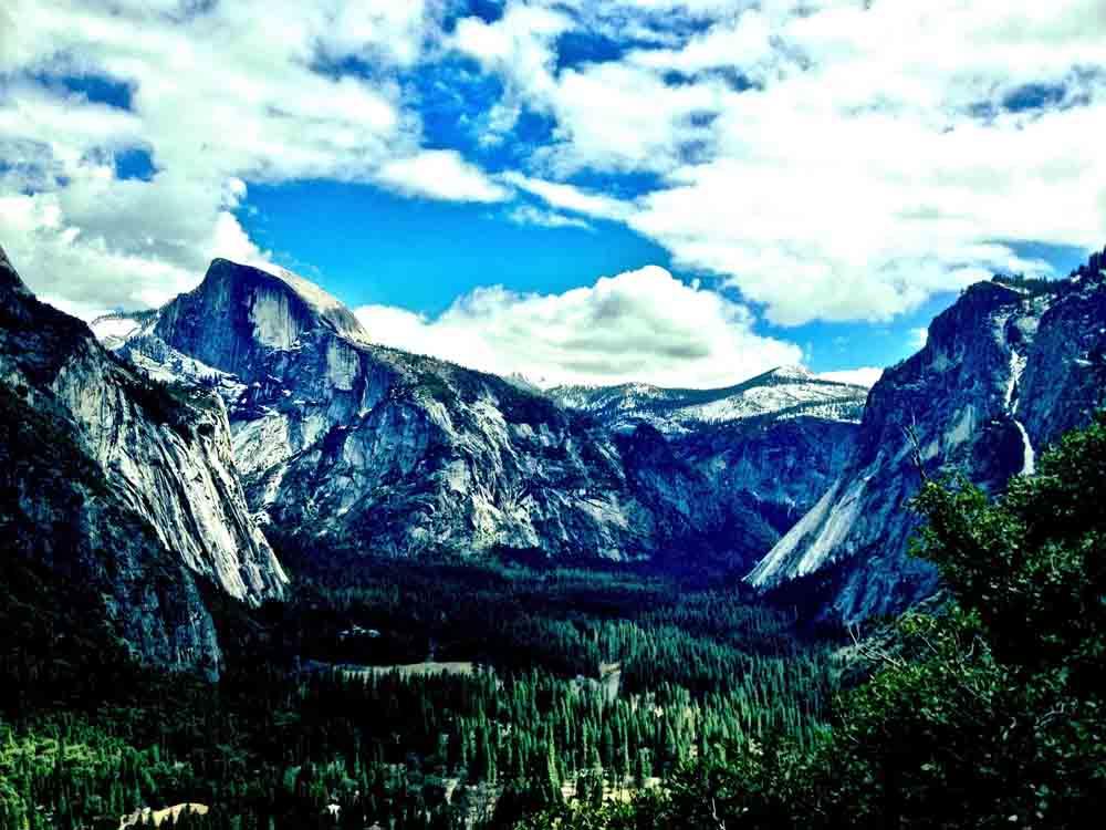 Yosemite National Park, April 2013