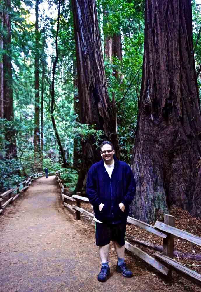 Muir Woods, California, January 2014