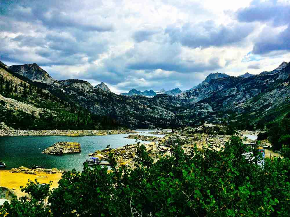 Inyo National Forest, California, July 2014