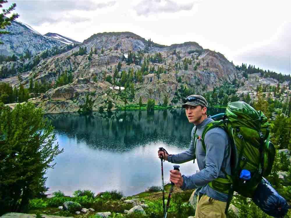 Booth Lake, Yosemite, August 2011