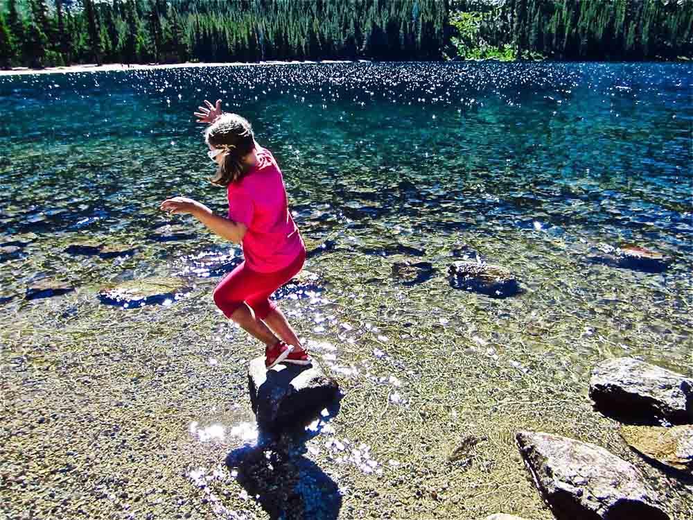 Tenaya Lake, Yosemite, August 2011