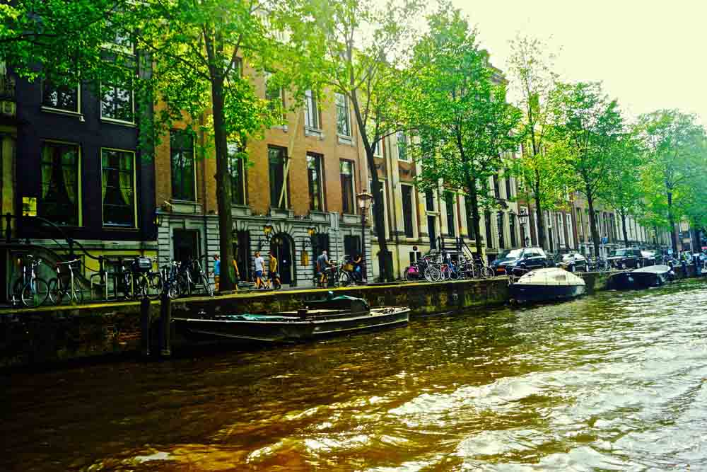 The Amstel, Amsterdam, July 2015