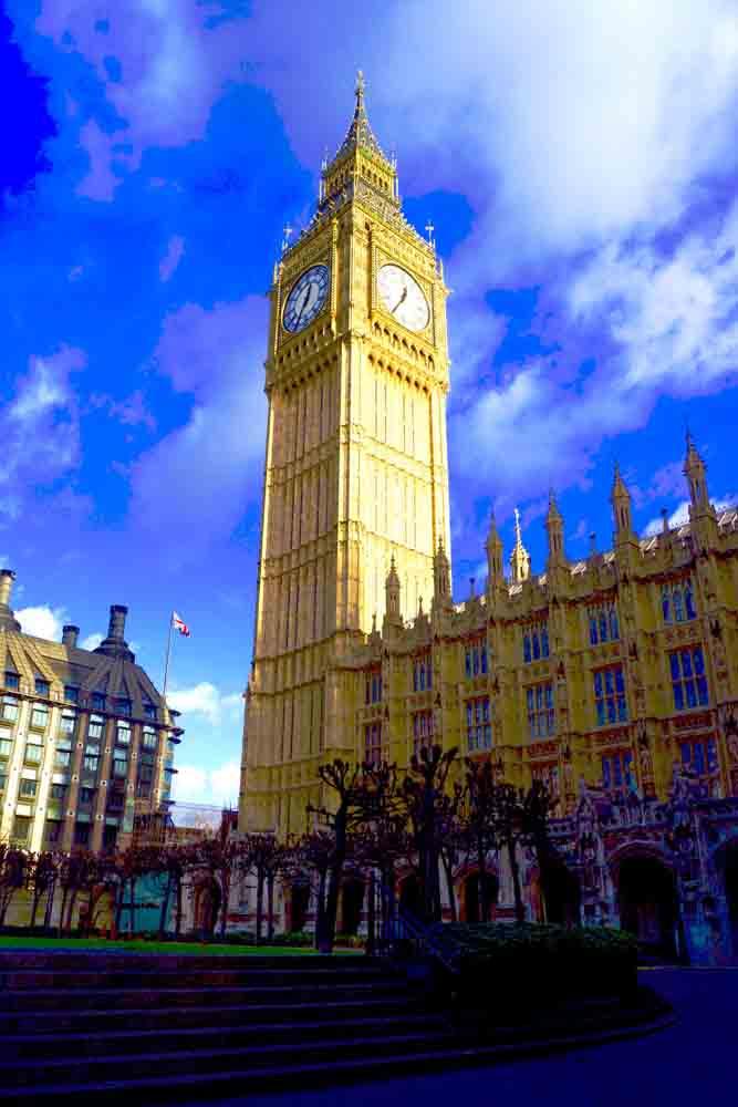 Parliament, London, December 2014