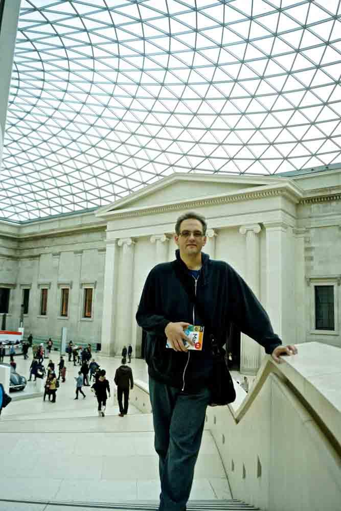British Museum, London, December 2014