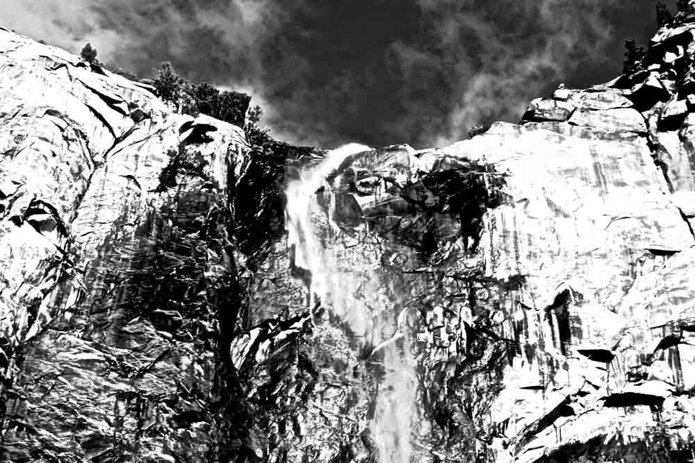 Yosemite National Park, California, June 2014