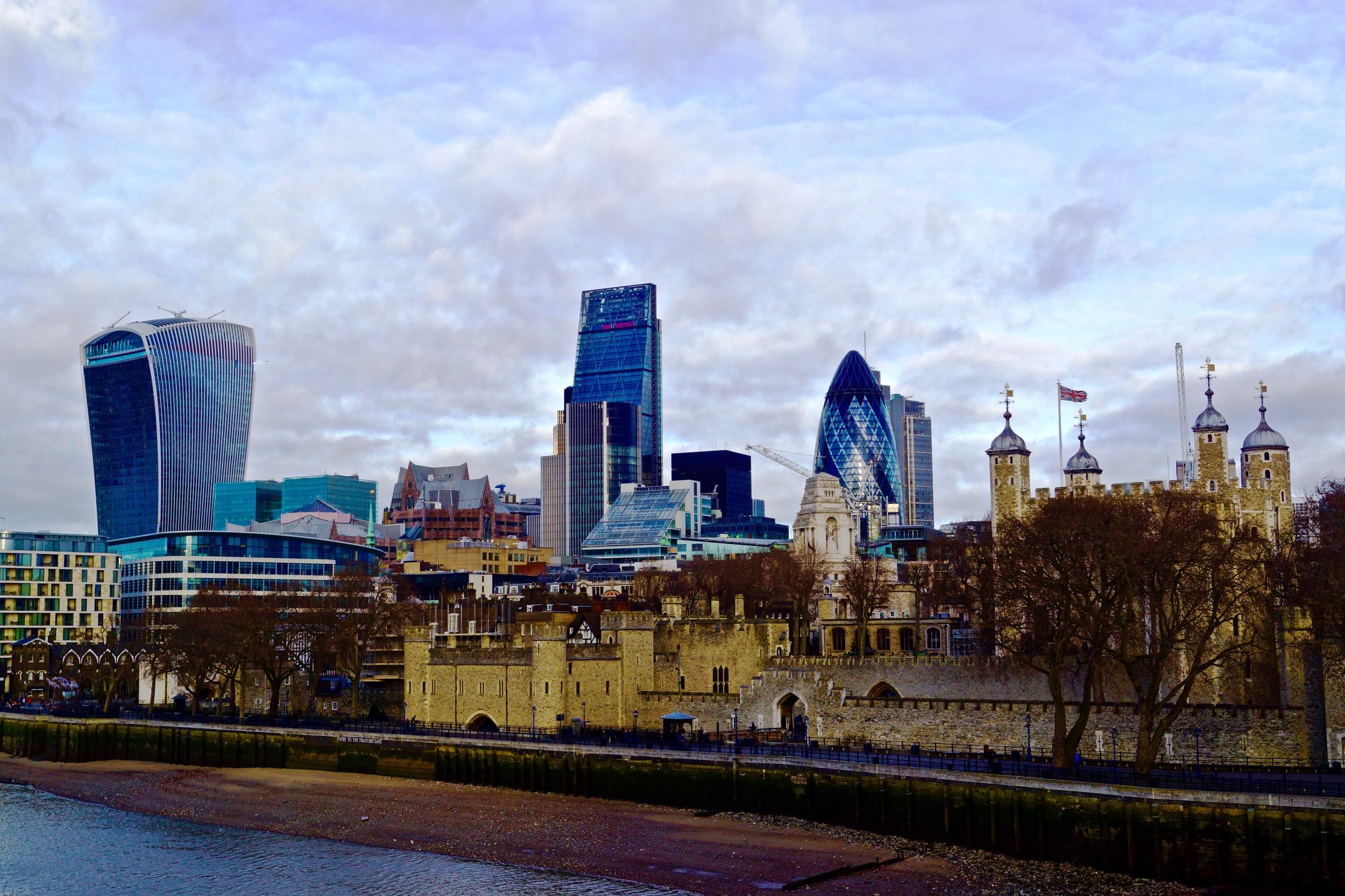 London, December 2014