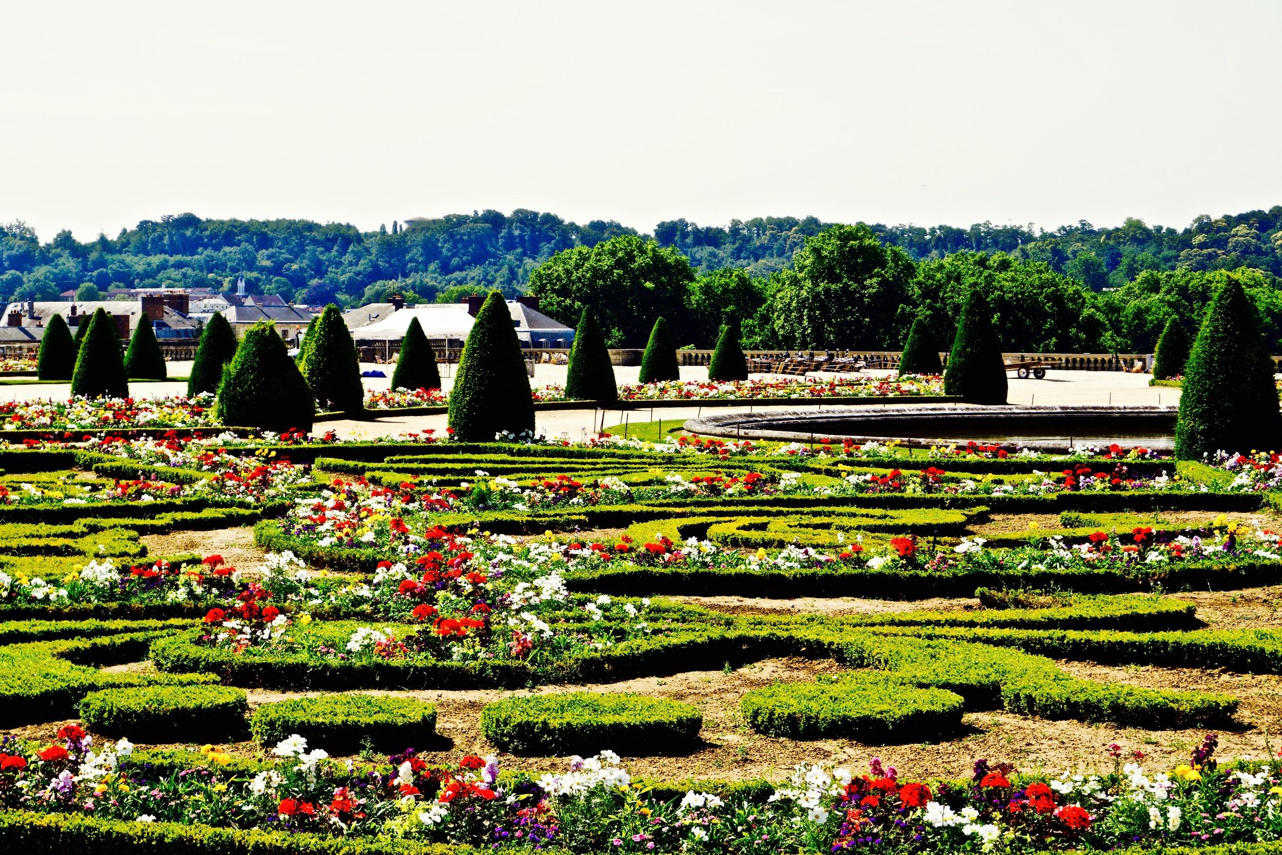 Versailles, France, June 2015