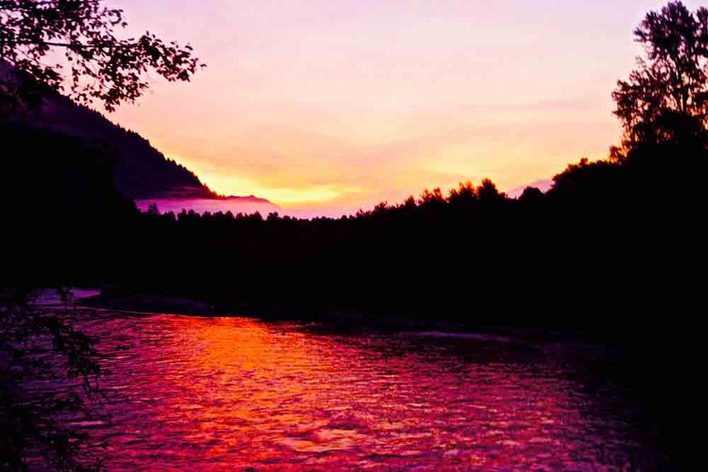 North Cascades, Washington, September 2012