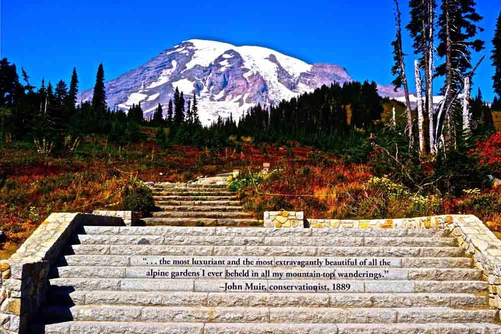 Mt. Rainier, Washington, September 2012
