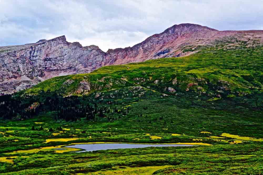 Kite Lake, Colorado, August 2012