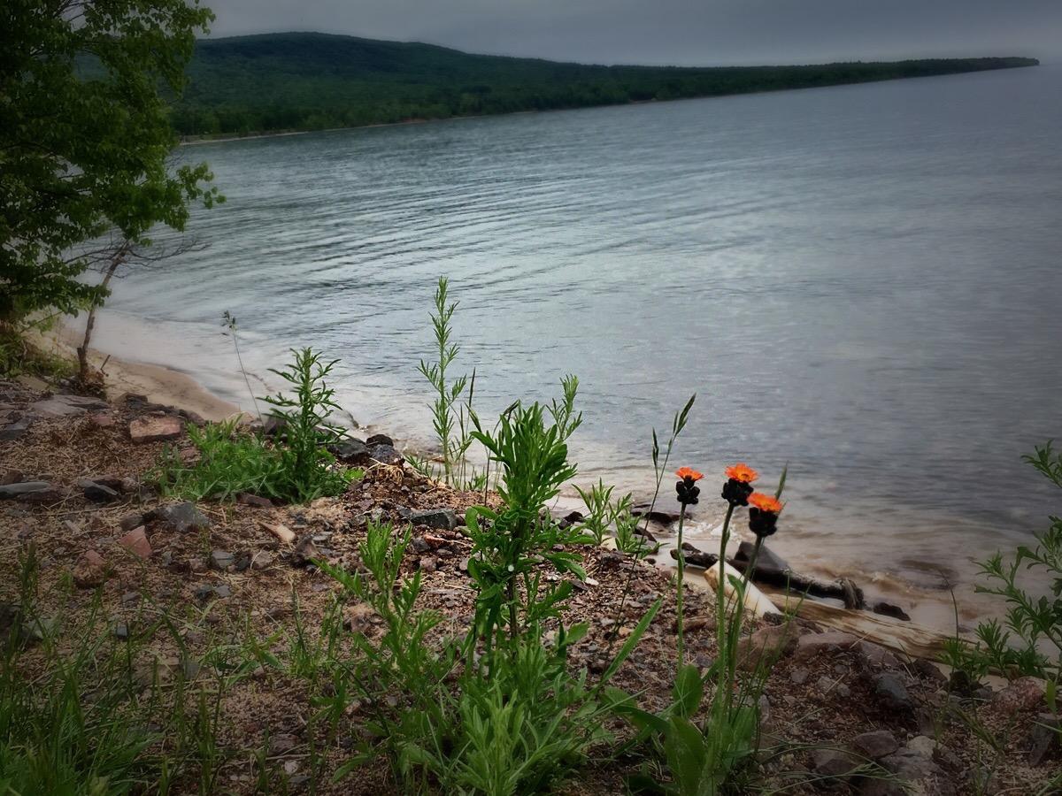 Lake Superior, June 2016