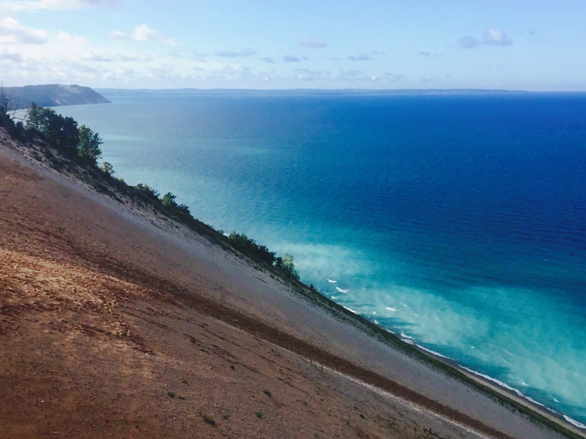 Sleeping Bear Dunes, Susan J. Demas