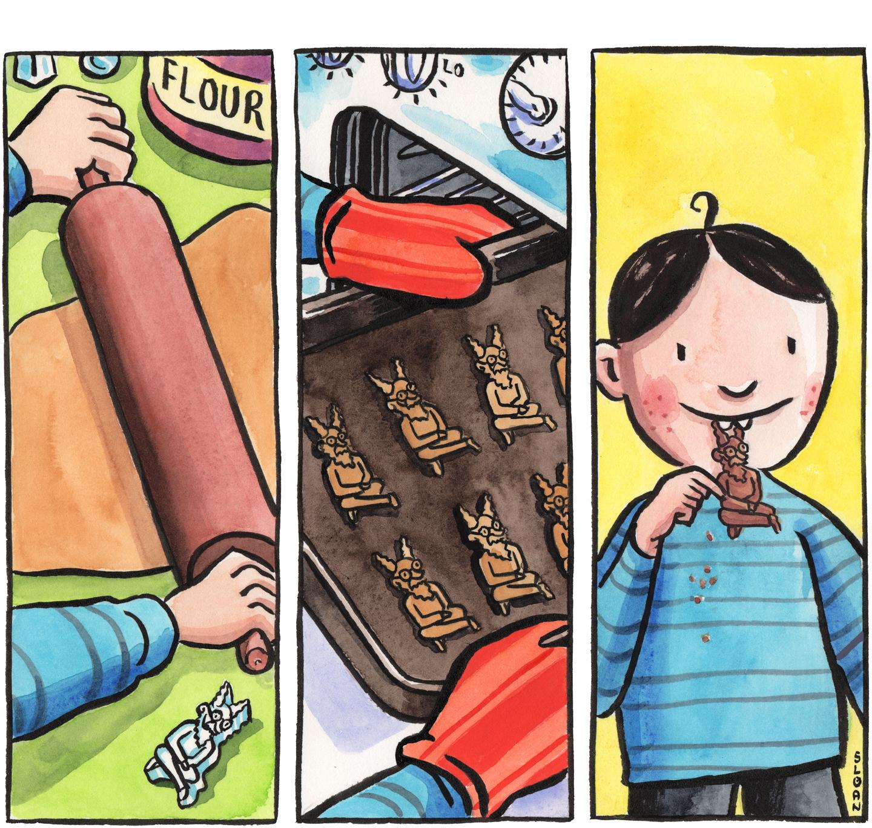 #17: The making of Nimbus.