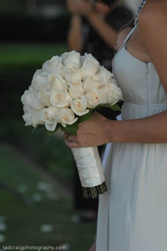 Guesses - $45 - $315     Average - $125    Actual cost - $200    I consider roses to be a pretty   reasonably priced basic flower