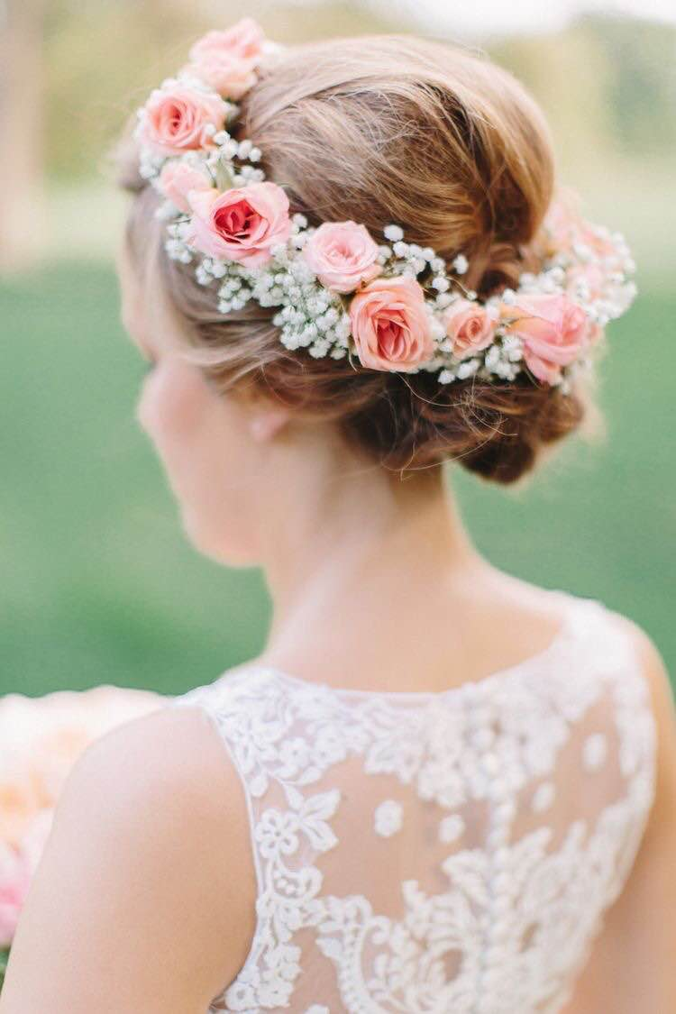 Guesses - $30 - $200    Average - $60    Actual cost - $75    Similar to the previous flower crown, prices vary based on size required. The add on flower can also influence price.