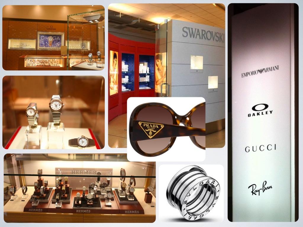 Accessories Brand Merchandising