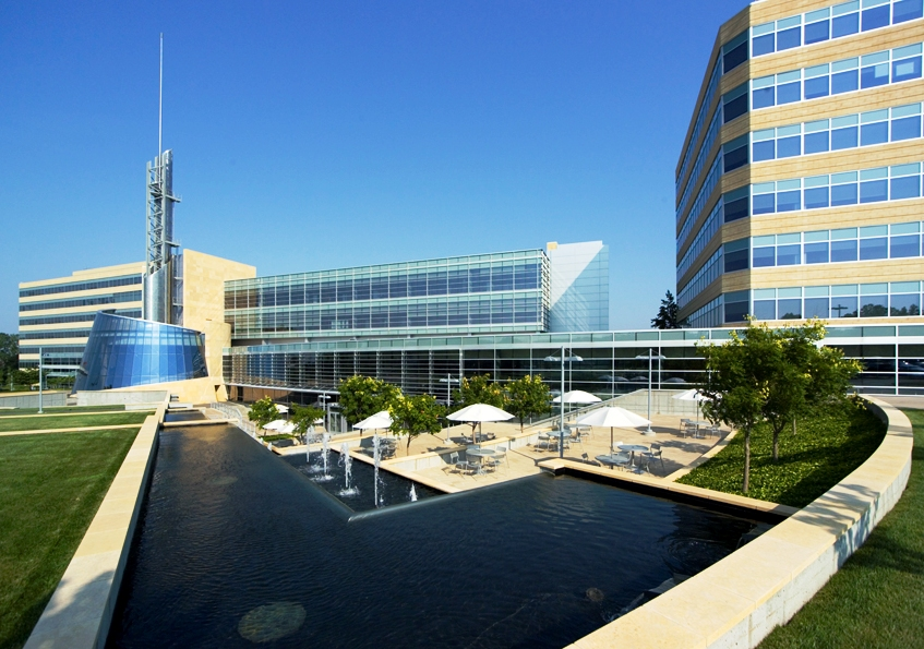 Cerner Center, Cerner Corporate Headquarters, North Kansas City, MO.jpg