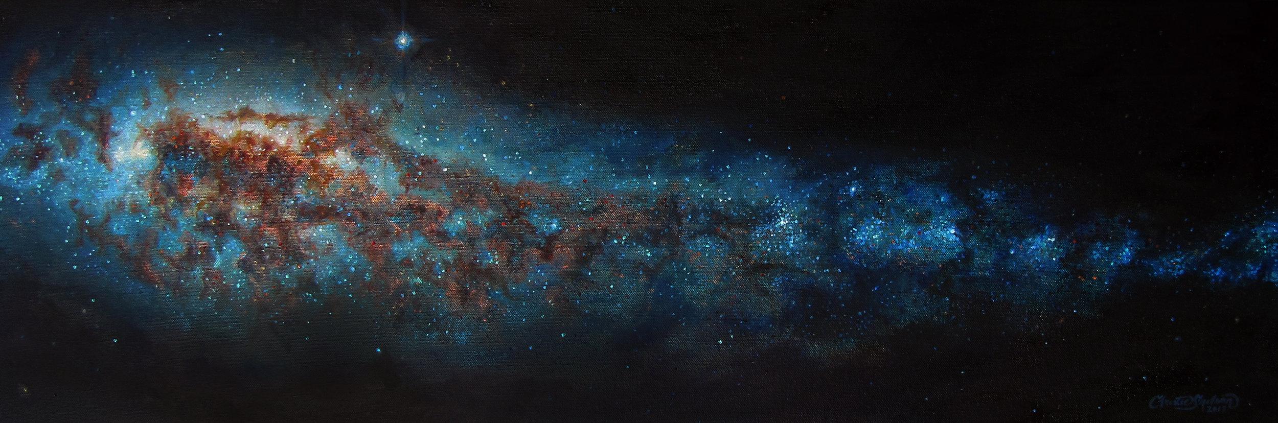 """""""3: Whale Galaxy"""""""