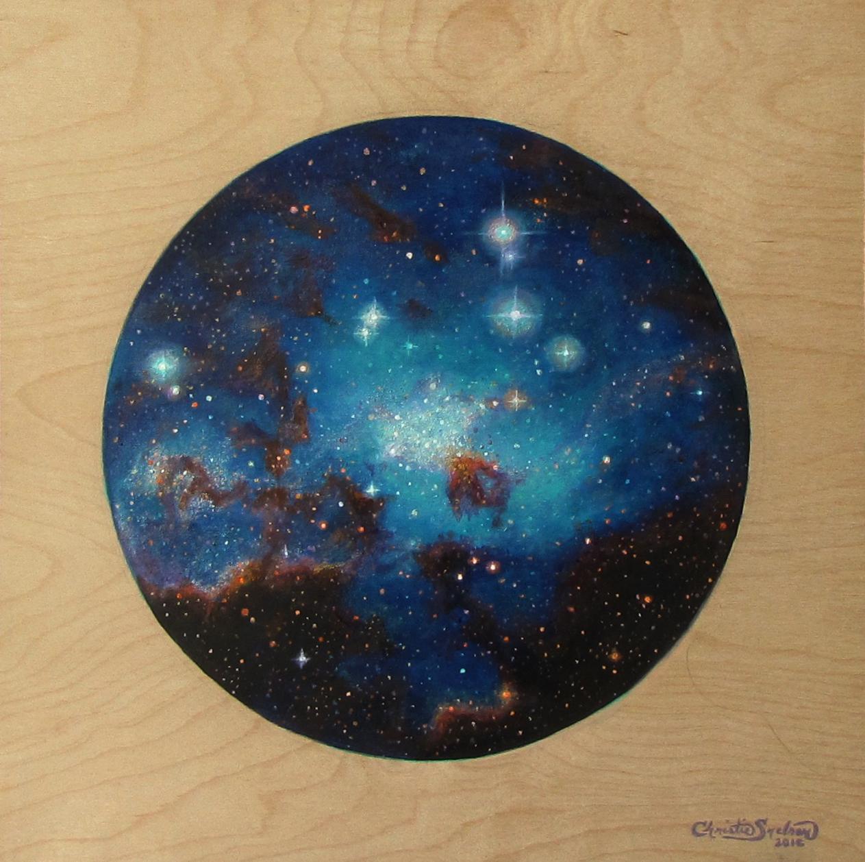 """15: Star Forming Region in the LMC"""