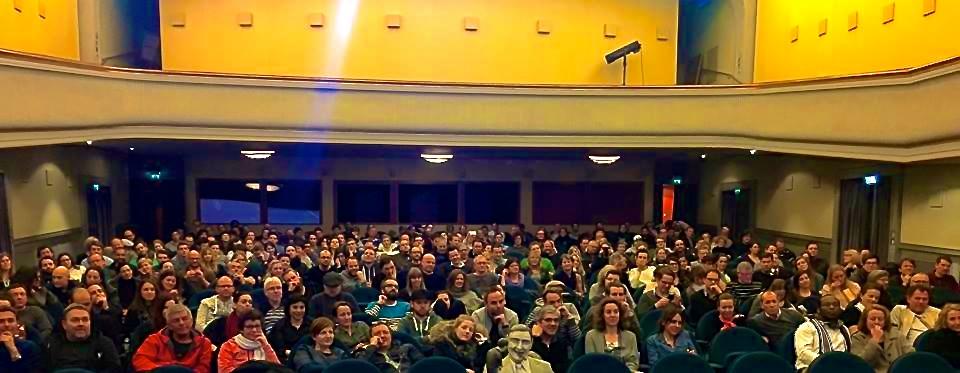 Unser Publikum in Berlin