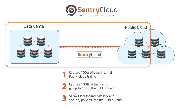 SentryCloud Info Graphic