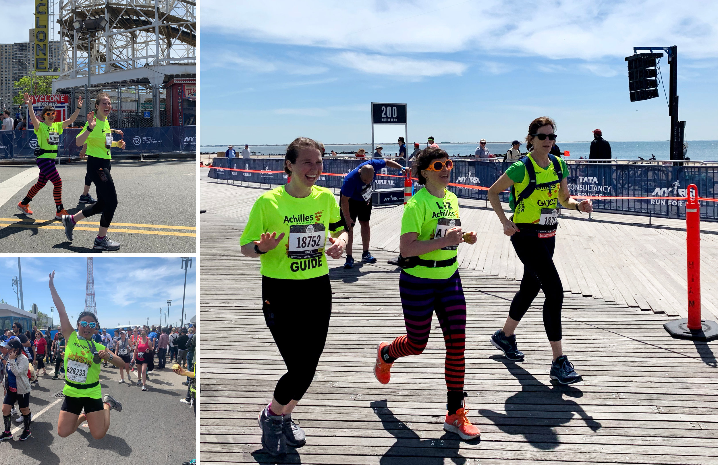 Brooklyn Half Marathon Photo Collage.jpg