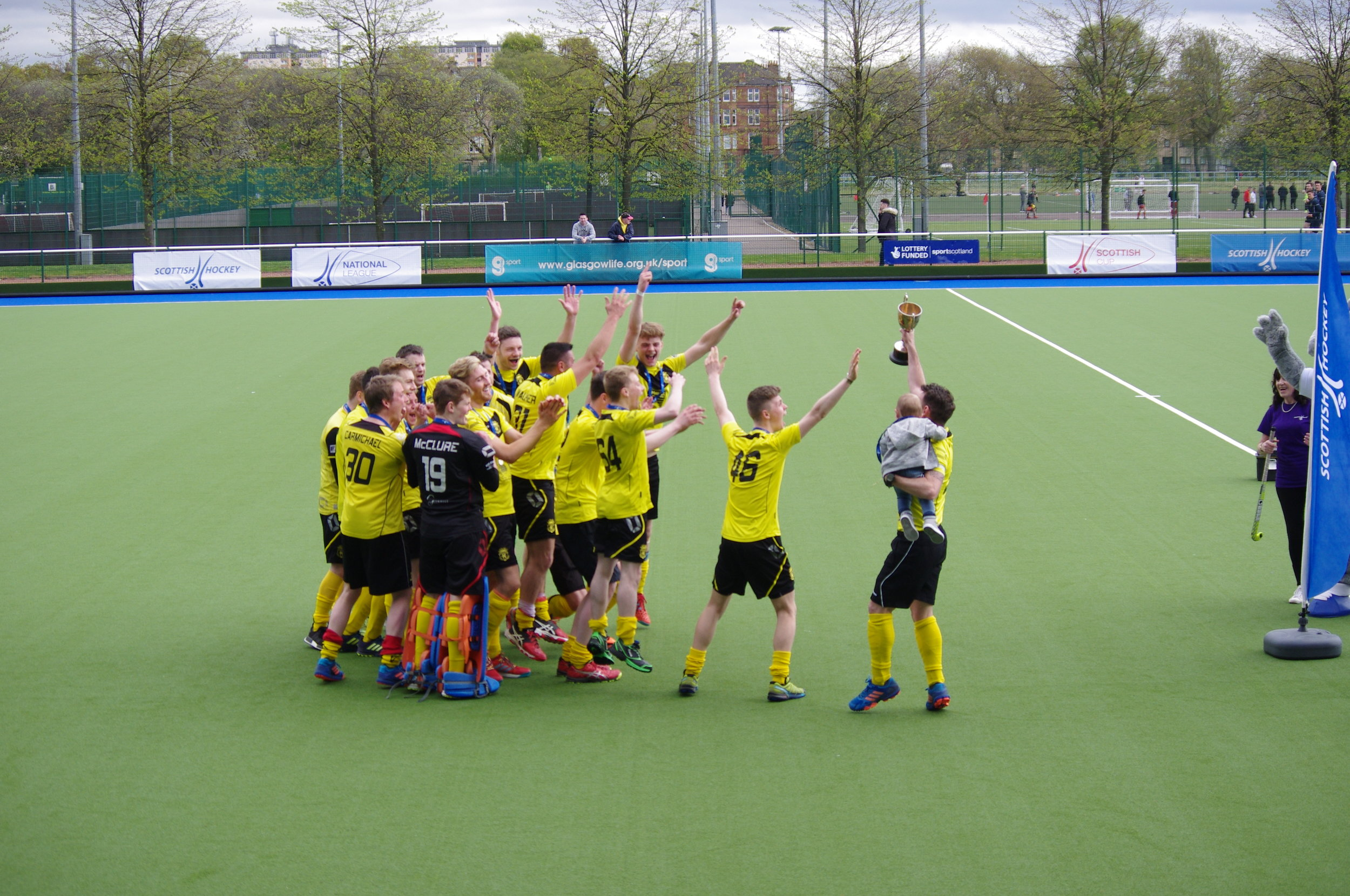 ..takes a team, their coach and positive support.. well done!