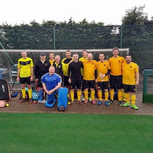 Kelburne Mens' Finest O35s! Where are the Ladies..!?