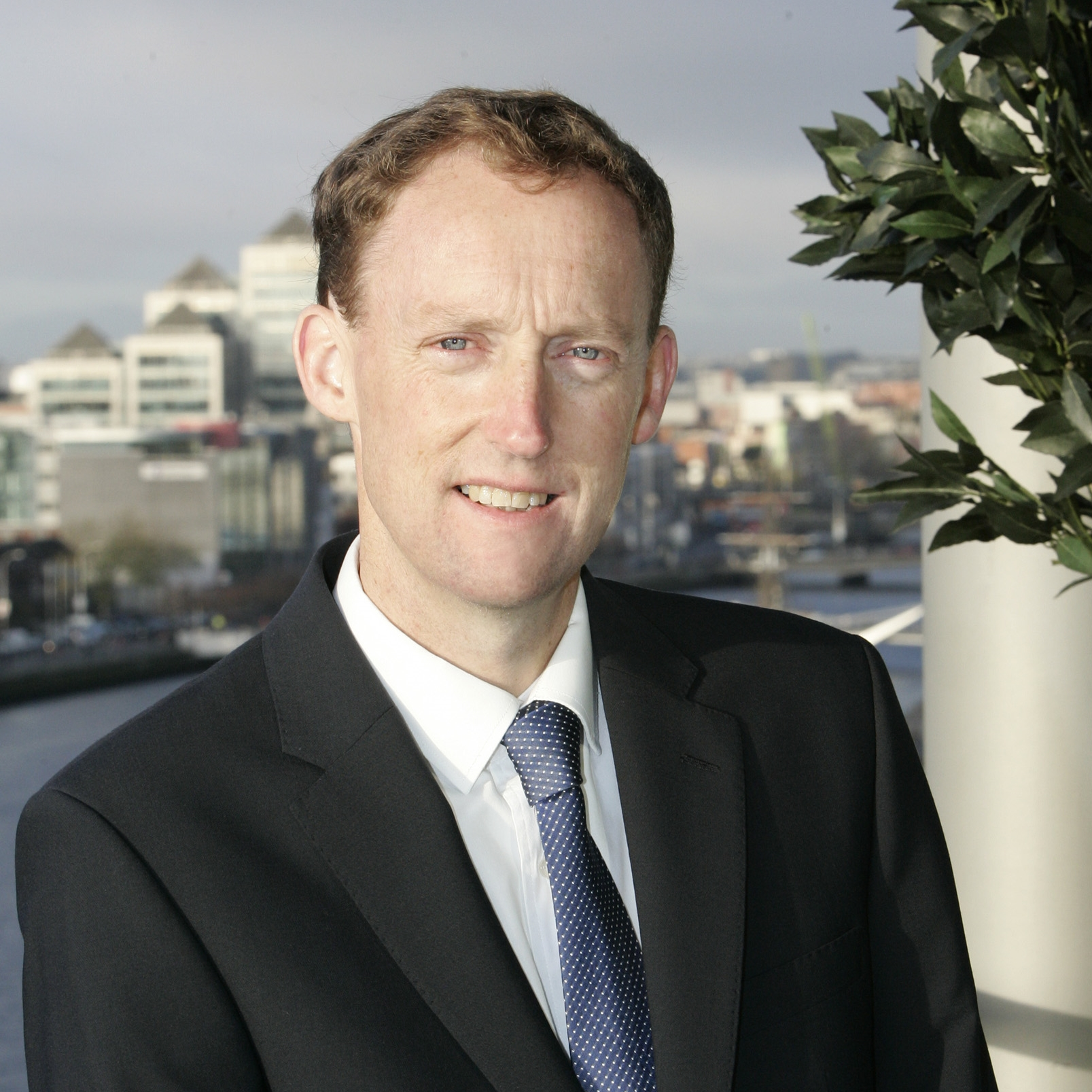 Barry Andrews – Director General, Institute of International and European Affairs