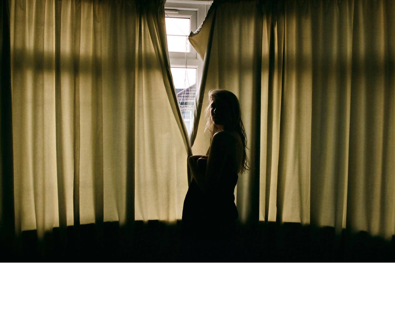 Curtains, Brixton, 2015