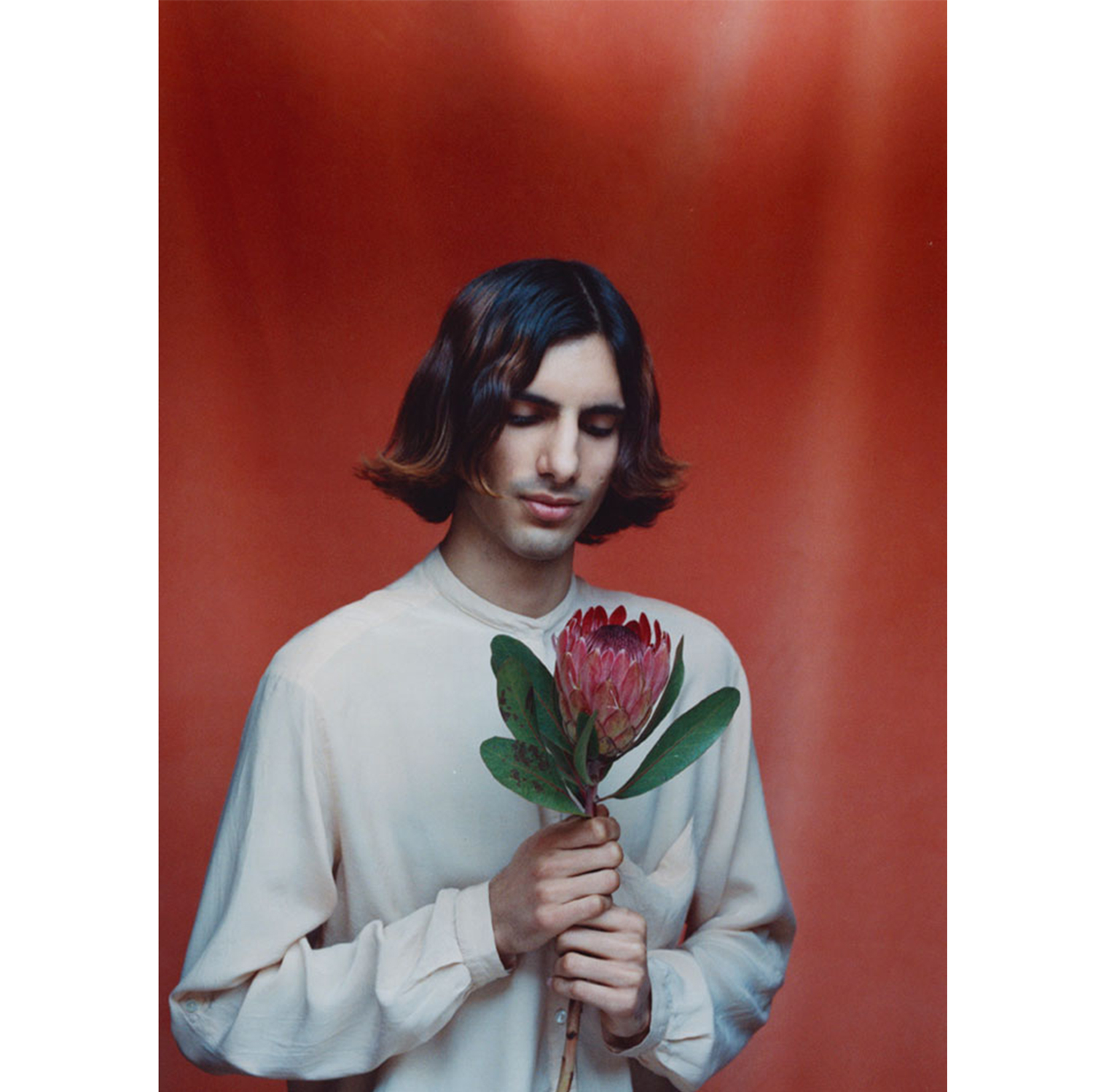 Daud, 2014 from the series 'Flower Boys'