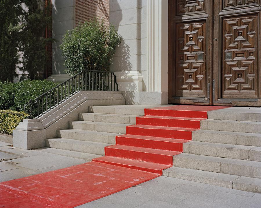 Richard Page - Red Carpet, 2014